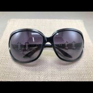 Black Non Rx Armani Exchange women's Sunglasses